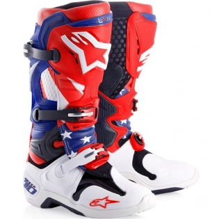 Alpinestars Tech 10 Boots - Ltd MX of Nations Matterley Basin