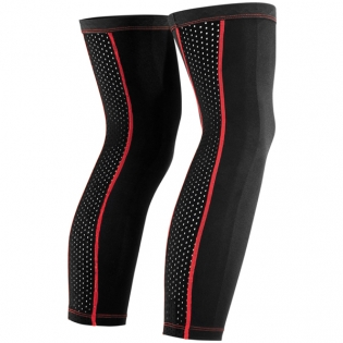 Acerbis X Strong Knee Guard Under Sleeves - Black