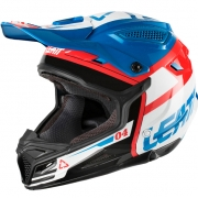 2018 Leatt GPX 4.5 V25 Helmet - Blue White