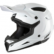 2018 Leatt Kids GPX 4.5 Helmet - Solid White