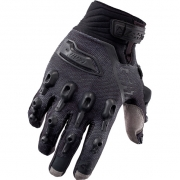 2018 Leatt GPX 5.5 Windblock Gloves - Black Grey