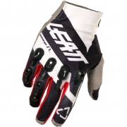 2018 Leatt GPX 4.5 Lite Gloves - Black White