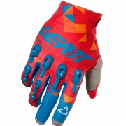 2018 Leatt GPX 4.5 Lite Gloves - Blue Red