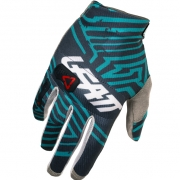 2018 Leatt GPX 3.5 Lite Gloves - Grey Teal
