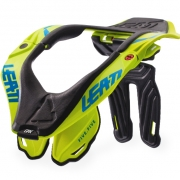 2018 Leatt GPX 5.5 Neck Brace - Lime