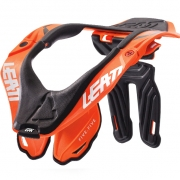 2018 Leatt GPX 5.5 Neck Brace - Orange