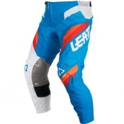 2018 Leatt Kids GPX 3.5 Motocross Pants - Blue White