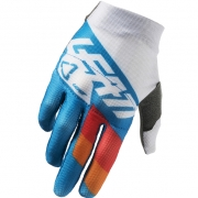 2018 Leatt Kids GPX 3.5 Gloves - Blue White