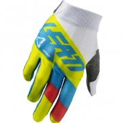 2018 Leatt Kids GPX 3.5 Gloves - Lime White