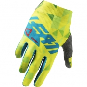 2018 Leatt Kids GPX 1.5 Gloves - Lime Teal