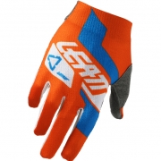 2018 Leatt Kids GPX 1.5 Gloves - Orange Denim