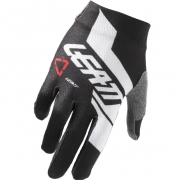 2018 Leatt Kids GPX 1.5 Gloves - Black White