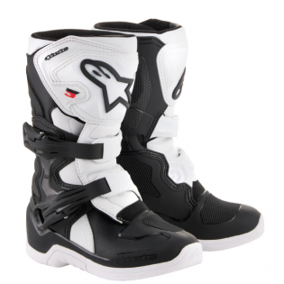 Alpinestars Kids Boots Tech 3S - Black White
