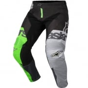2018 Alpinestars Racer Pants - Flagship Flo Green Anthracite Black
