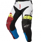 2018 Alpinestars Racer Pants - Flagship Rio Red Aqua White