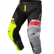 2018 Alpinestars Racer Pants - Flagship Flo Yellow Black Anthracite
