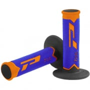 ProGrip 788 Triple Density Grips - Ltd Flo Orange Blue Black