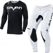 2018.1 Seven MX Annex Kit Combo - Staple Black White