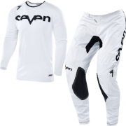 2018.1 Seven MX Annex Kit Combo - Staple White