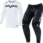 2018.1 Seven MX Annex Kit Combo - Staple White Black