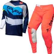 2018.1 Seven MX Annex Kit Combo - Ignite Coral Navy