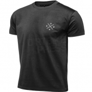 Seven Benchmark T Shirt - Black