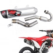 DEP S7R Carbon Exhaust System - Honda CRF 450 2017-Current