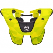 2018 Atlas Air Neck Brace - Neon Prism