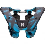 2018 Atlas Air Neck Brace - Cyan Laser