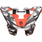 2018 Atlas Air Neck Brace - Orange Laser