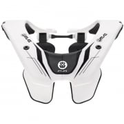 2018 Atlas Prodigy Kids Neck Brace - Ghost