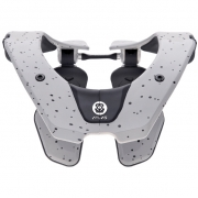 2018 Atlas Prodigy Kids Neck Brace - Grey Speck