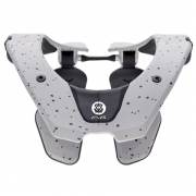 2018 Atlas Tyke Kids Neck Brace - Grey Speck