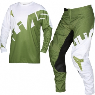 2018 Alias A2 Kit Combo - Trifecta Army White