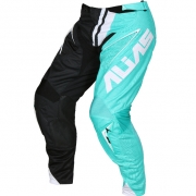 2018 Alias A1 Pants - Offset Black Seafoam