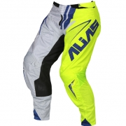 2018 Alias A1 Pants - Offset Grey Chartreuse
