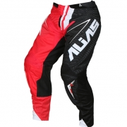 2018 Alias A1 Pants - Offset Red Black