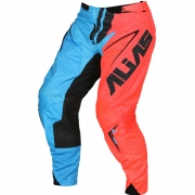 2018 Alias A1 Pants - Offset Red Cyan