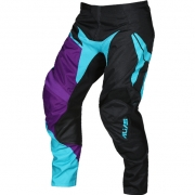 2018 Alias A2 Pants - Burst Black Aqua