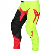 2018 Alias A2 Pants - Burst Neon Yellow Red