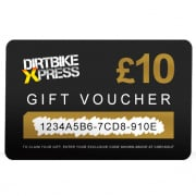 Dirtbikexpress Gift Voucher 10 Pounds