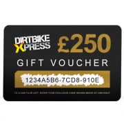 Dirtbikexpress Gift Voucher 250 Pounds