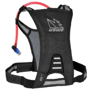 USWE H1 Racer Hydration Backpack - Carbon Black