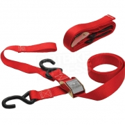 RFX Pro Series Heavy Duty Tie Downs - Red