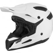 2018 Leatt GPX 5.5 Helmet - Solid White