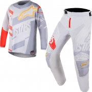 2018 Alpinestars Kids Racer Screamer Kit Combo - Ltd Ed Gator
