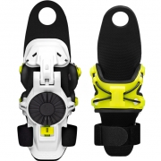 Mobius X8 Wrist Brace - White Acid Yellow