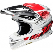 2018 Shoei VFX-WR Helmet - Zinger Red TC1