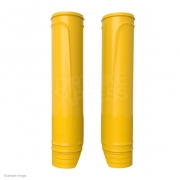 Polisport Universal Upper Fork Protectors - Yellow