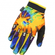 FIST Handwear Fistfit Gloves - Tie Dye Orange